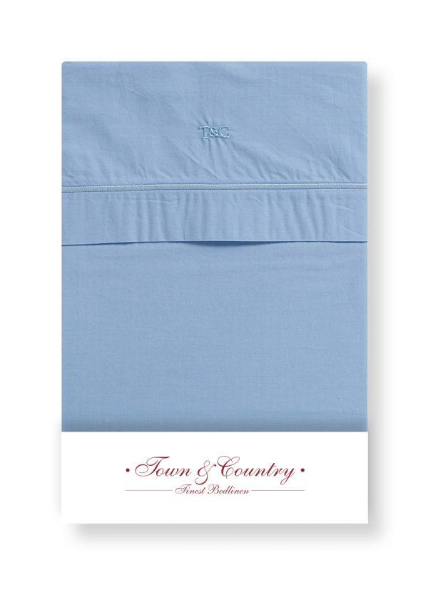 Laken cordon met verpakking blue