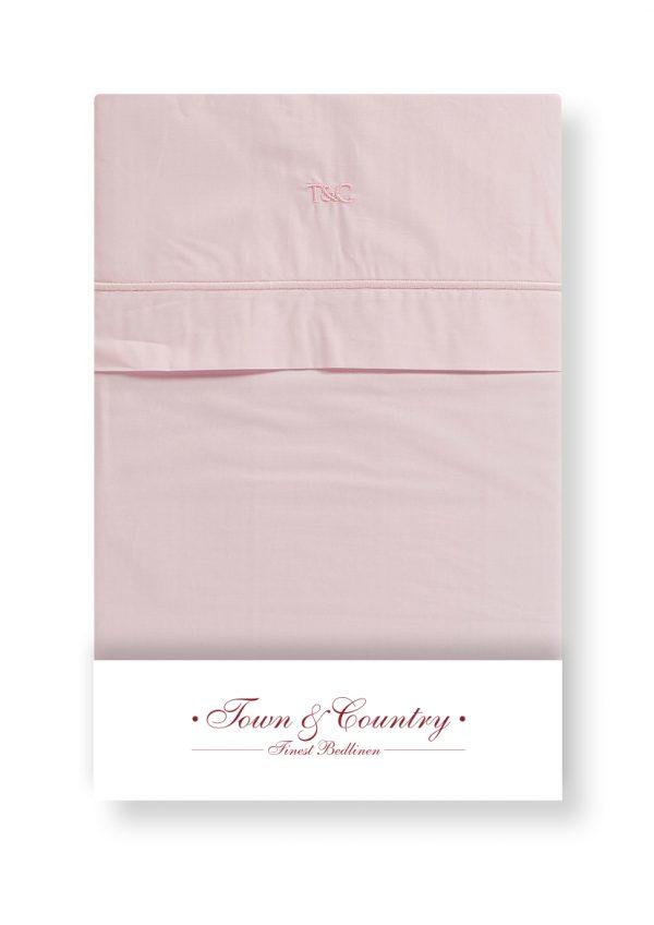 Laken cordon met verpakking roze