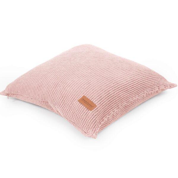 roze kussenhoes dexter