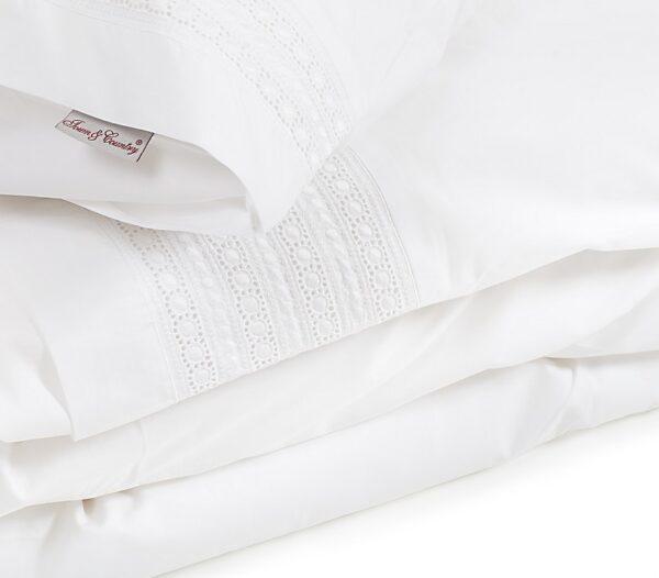 witte dekbedovertrek camilla